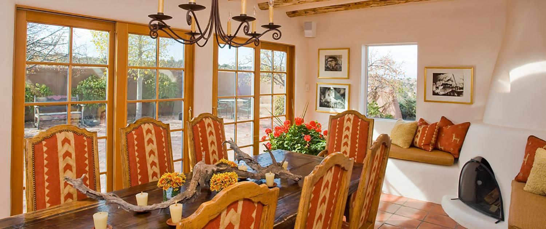 Classic Santa Fe Interior Design