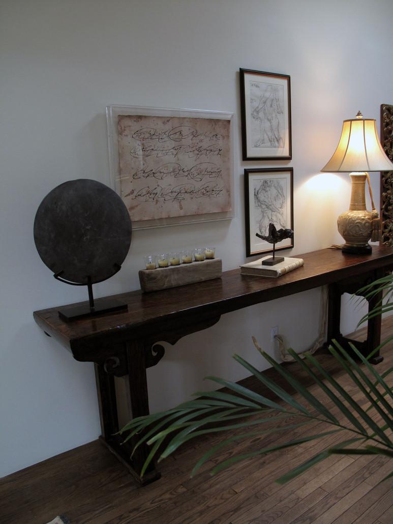 European Eclectic Interior Design - Accessories