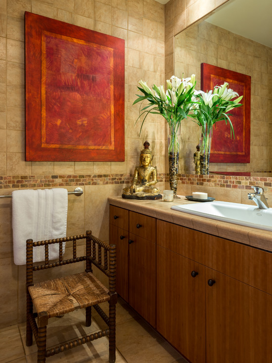 Bathroom - Santa Fe Showhouse 2014