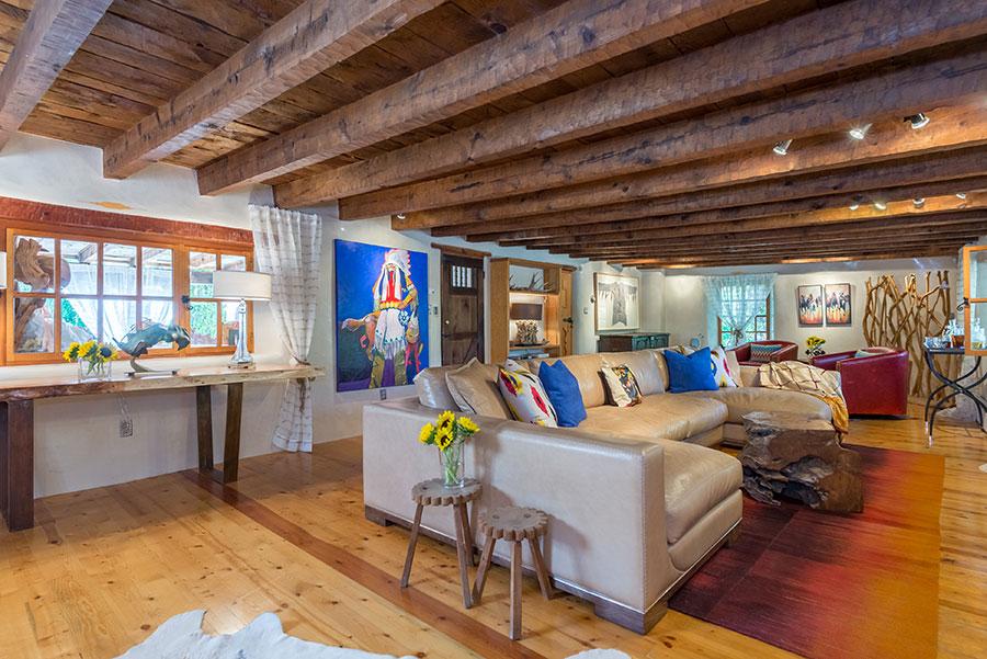 Stivers and Smith Interiors - Show House Santa Fe New Mexico 2015