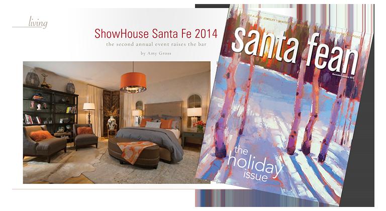 Santa Fean - ShowHouse Santa Fe 2014