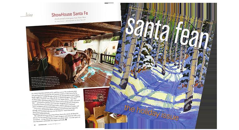 Santa Fean - ShowHouse Santa Fe 2015