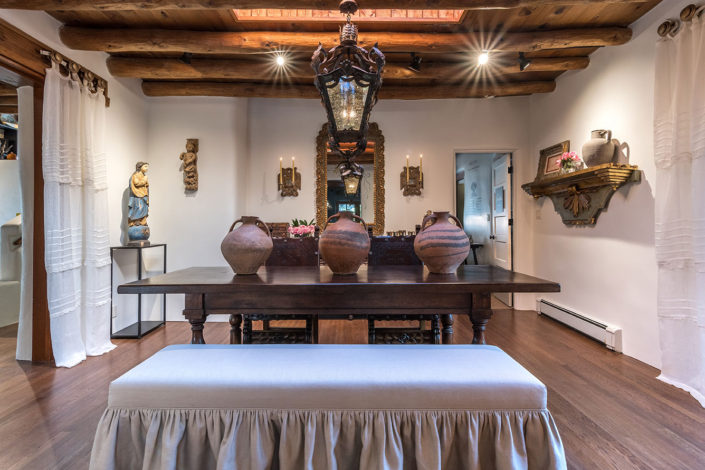 Show House Santa Fe 2016 - Dining Room 2
