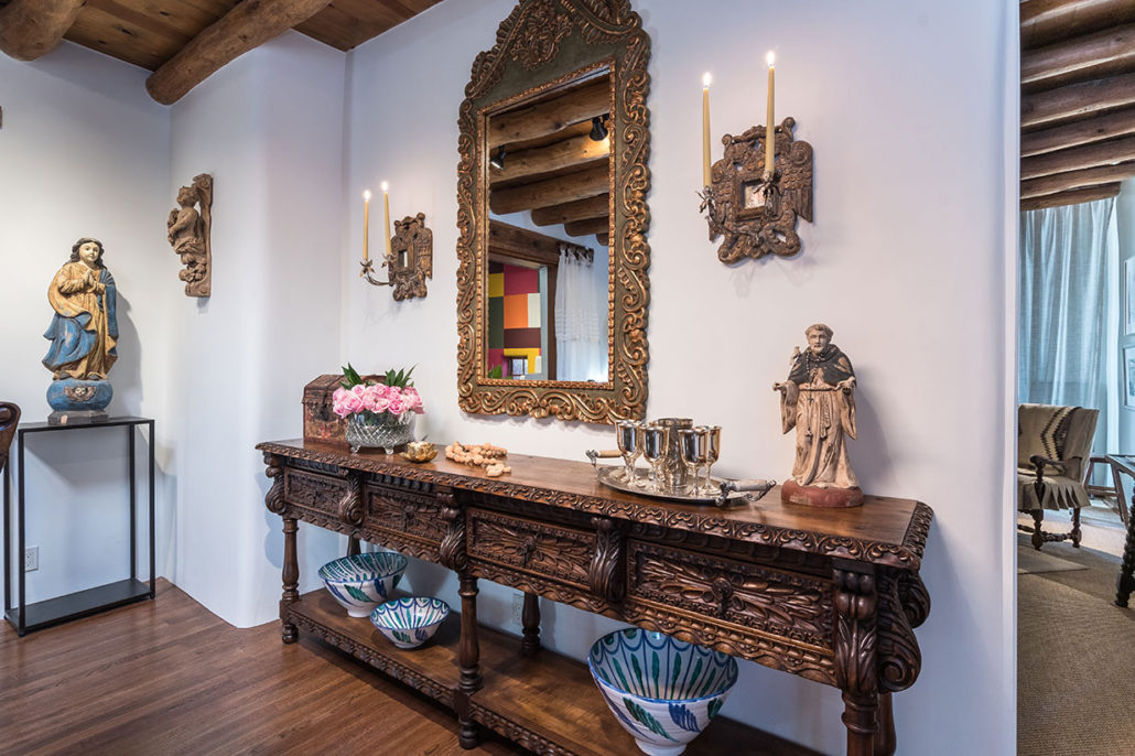 Show House Santa Fe 2016 - Dining Room Accents 2